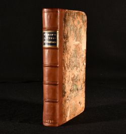 1791 The Letters of Simkin the Second.. Upon the Trial of Warren Hastings