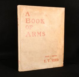 1899 Mr Punch's Book of Arms