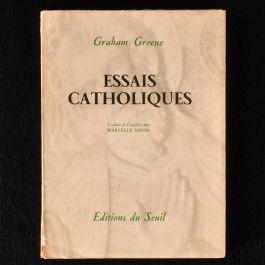 1953 Essais Catholiques