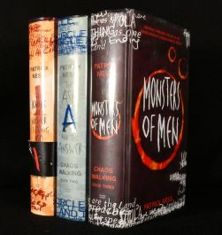 2008-10 The Chaos Walking Series