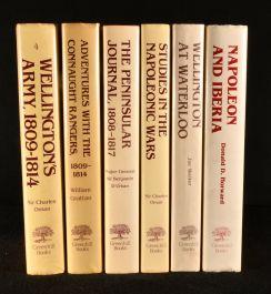 1986 6vol Napoleonic Library