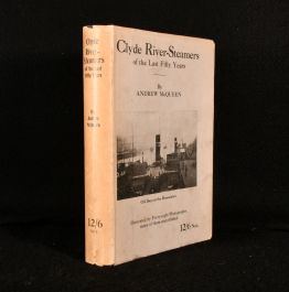 1923 Clyde River-Steamers of the Last Fifty Years