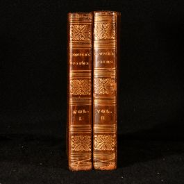 1819 Poems by William Cowper