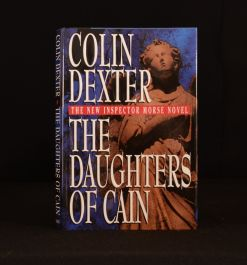 1994 The Daughters of Cain Inspector Morse First U S Edition Colin Dexter
