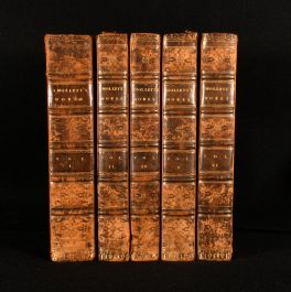 1817 The Miscellaneous Works of Tobias Smollett