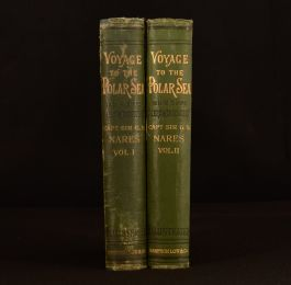 Narrative of a Voyage to the Polar Sea during 1875-6