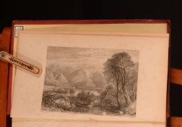 1844 Rod and the Gun Angling and Shooting James Wilson Illustrated