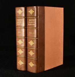 c1910 Biliophilist's Library Master Francis Rabelais