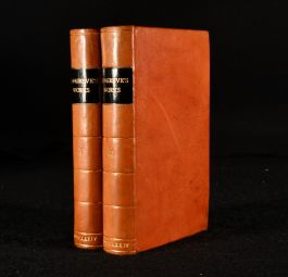 1774 The Works of Mr Congreve