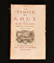 1733 Le Temple du Gout