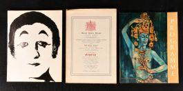 1957 Ballet Programmes
