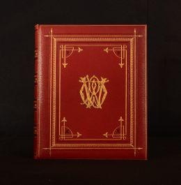 1886 Gift Book Reverend Paul W Wyatt M A St Philips Regent Street Chapel Royal Savoy