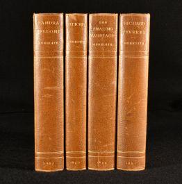 1887-1896 Novels of George Meredith
