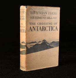 1958 The Crossing of Antarctica