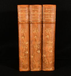 1905 The Works of William Shakespeare