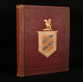 c1900 A Scrapbook of Coats of Arms and Crests