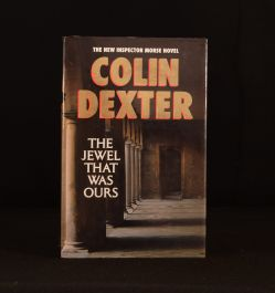 1991 The Jewel That Was Ours Colin Dexter First Edition Inspector Morse