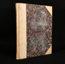c1900 A Bound Collection of Genealogical Notes by Frederick Arthur Crisp