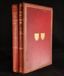 1890 2vol An Inventory of the Church Plate of Leicestershire