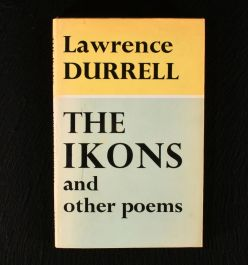 1966 The Ikons and Other Poems