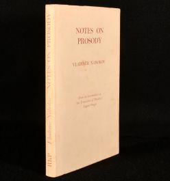 1965 Notes on Prosody