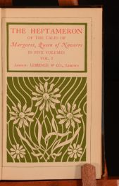 1894 The Heptameron of the Tales of Margaret Queen of Navarre