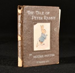1902 The Tale of Peter Rabbit