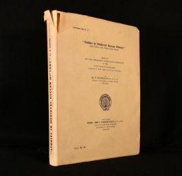 1972 Studies in Medieval Deccan History