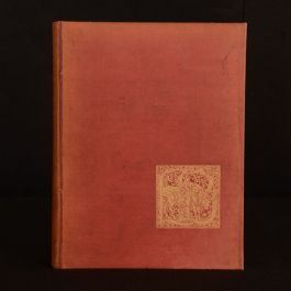 1902 Notes on the Chase of the Wild Red Deer Charles P Collyns Limited Ed Illus