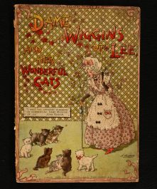 c1905 Dame Wiggins of Lee and her Wonderful Cats