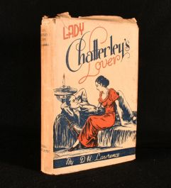 1944 Lady Chatterley's Lover