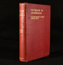 1913 Outback in Australia