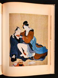 1968 Shunga. Fruhlingsbilder Studie uber die erotischen Darstellungen in der japanischen Kunst