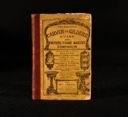 1880 The Practical Carver and Gilder's Guide