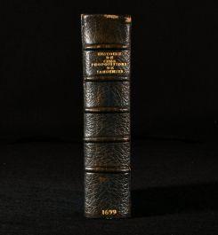 1699 Histoire des Cinq Propositions de Jansenius