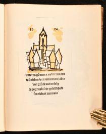 1928 4vol Histoire de l'Imprimerie par l'Image