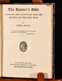 1915 The Runner's Bible