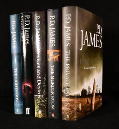 1989-2008 Five Novels in the Adam Dalgliesh