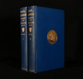 1901 Paul Jones Founder of the American Navy a History