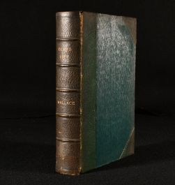1880 Island Life or The Phenomena and Causes of Insular Faunas and Floras