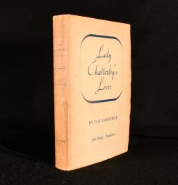 1946 Lady Chatterley's Lover