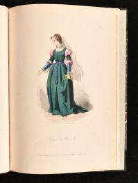 1865 Costumes Historiques Francaise