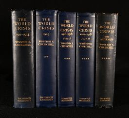 1923 The World Crisis