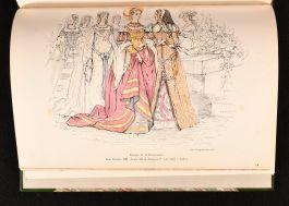 1867 Les Filles D'Eve Album de Travestissements Plus Ou Moins Historiques