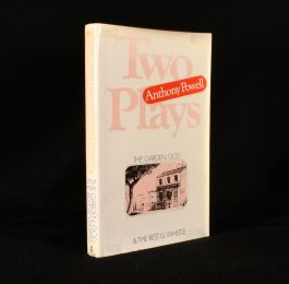 1971 Two Plays By Anthony Powell The Garden God The Rest I'll Whistle