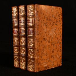 1787 Recherches Historiques sur les Maures, et Histoire de l'Empire de Maroc