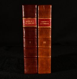 1760 A Dictionary of the English Language