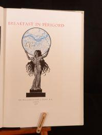 1968 Breakfast in Perigord Sir Russell Flint Slipcase Illus Signed Limited Ed