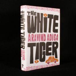 2008 The White Tiger