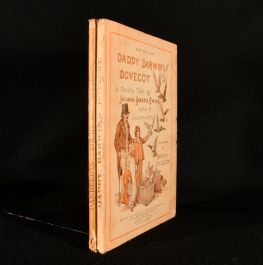 1884-7 Daddy Darwin's Dovecot Dandelion Clocks